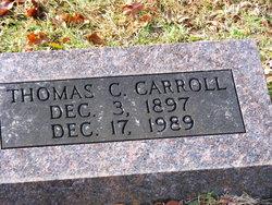Thomas C Carroll