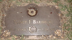 Nancy Irene <I>Cole</I> Barholm