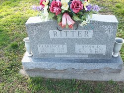 Clarence E Ritter