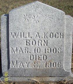Will A. Koch