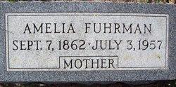 Amelia <I>Behmer</I> Fuhrman