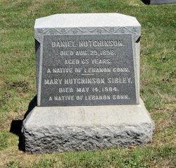 Mary Hutchinson Sibley