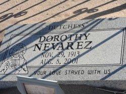 Dorothy Nevarez