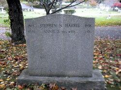 Annie Stasia <I>Coady</I> Harris