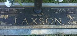 Ester M Laxson