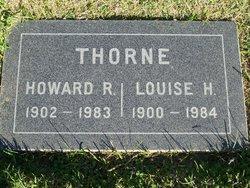 Louise Harriet <I>Colson</I> Thorne