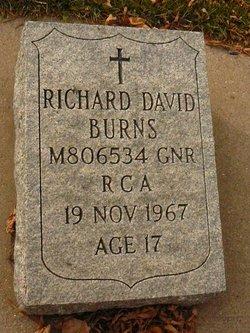 Richard David Burns