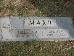Mildred Marianna <I>Woodford</I> Marr