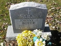Johnny James Boyer