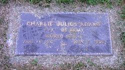 Charlie Julius Adams