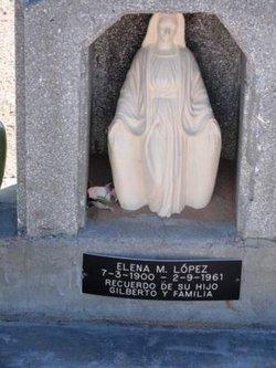 Elena M Lopez