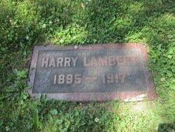 Harry Lambert