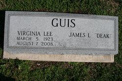 Virginia Lee <I>Griswold</I> Guis