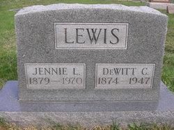 DeWitt Clinton Lewis