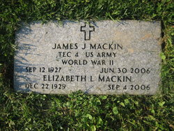 "James J ""Jim"" Mackin"