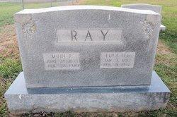 John Rogers Ray, Sr