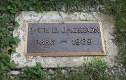 Paul Douglas Jackson