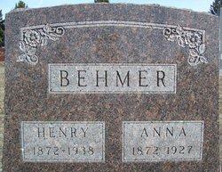 Henry Behmer