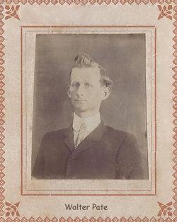Rev Walter Franklin Pate