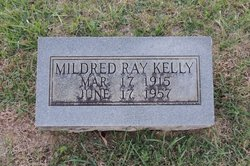 Mildred <I>Ray</I> Kelly