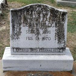 Joseph Dewey Raggio