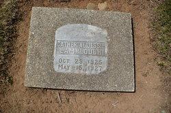 Catherine Jessie Lamplough