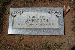 Edmund P Lamplough