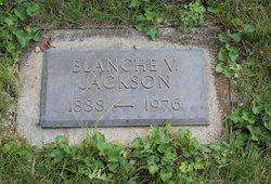 Blanche Virginia <I>Airhart</I> Jackson