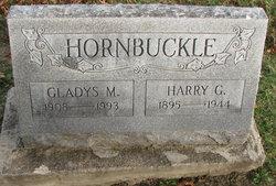 Gladys <I>Jones</I> Hornbuckle