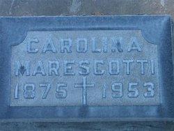 Carolina <I>Toselli</I> Marescotti