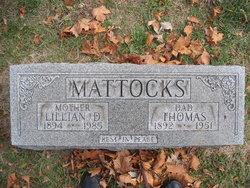 Thomas Mattocks