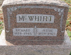 Richard McWhirt