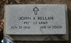 PFC John A Bellah