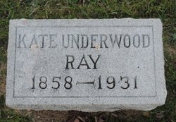 Kate Underwood Ray