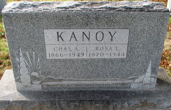 Charles A Kanoy