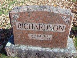 Allison H Richardson