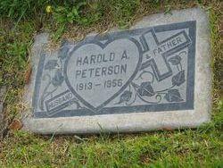 Harold Albert Peterson