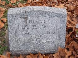 Helen <I>Klockenga</I> Voll