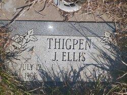 Thigpen J. Ellis