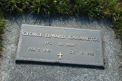 George Edward Karametos