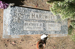 Beatrice R Hartwell
