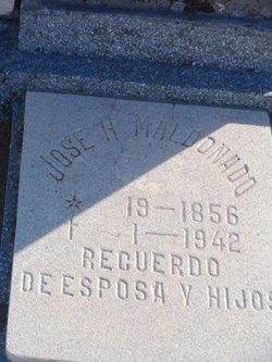 Jose H Maldonado