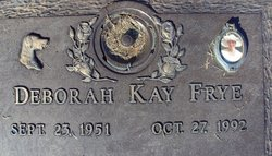 Deborah Kay Frye