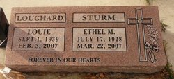 Ethel Mildred Sturm