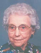 Dorothy M <I>Harland</I> Ericson