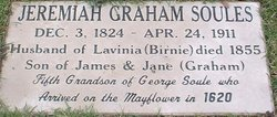 Jeremiah Graham Soules