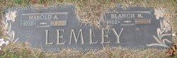 Harold A. Lemley