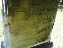 William James Green