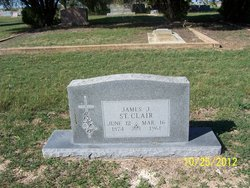 James Joseph St  Clair (1874-1961) - Find A Grave Memorial