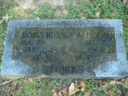 James Russey Allison, Sr